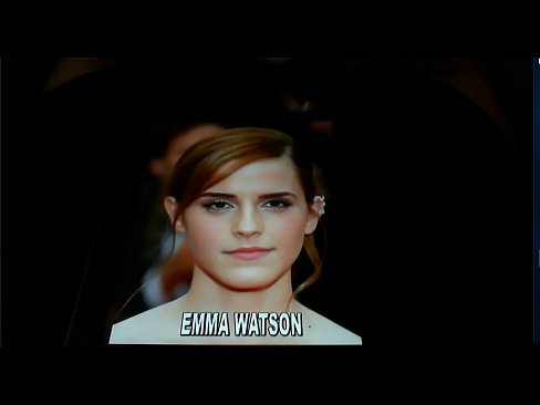Emma watson cum can