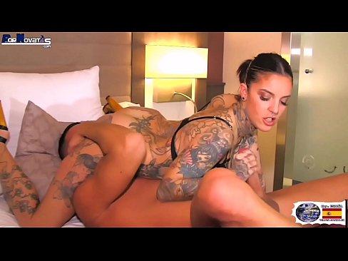 Follando española con grandes tetas tatuadas yemaya gonzalez
