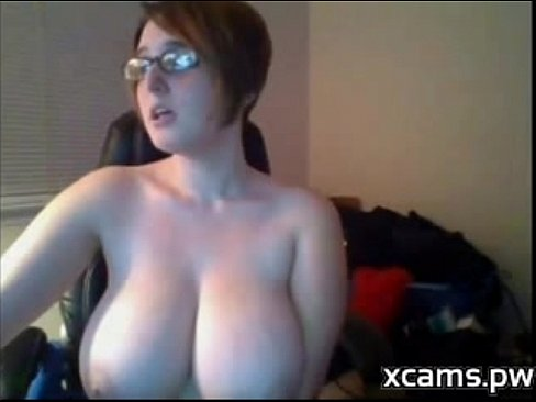 Nerd has great big tits-4709
