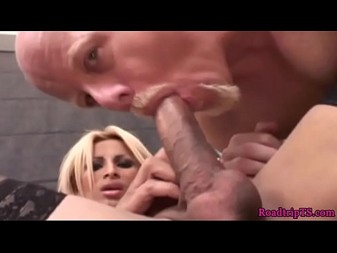 Cocksucking shemales getting assfucked deeply