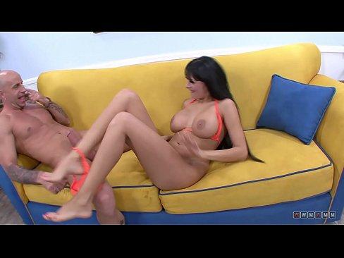 Huge boobs nude