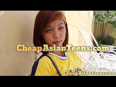 Picking Up Young Pinay for a Quick Suck & Fuck pt1 – CheapAsianTeens.com