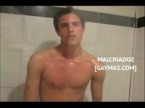 Sexo gay desnudo