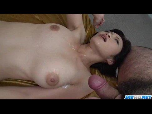Kinky Japanese trio porn with slutty Sara Yurikawa