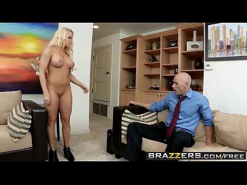 Brazzers - Baby Got Boobs - Nikki Delano Johnny Sins - Shopaholic Pussy's Thumb
