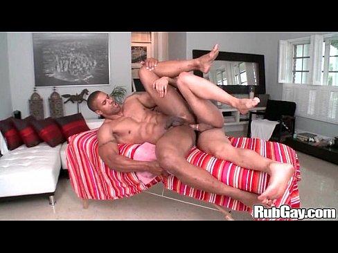 Rubgay big ass massage