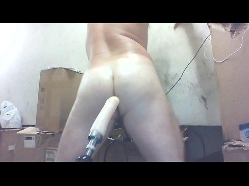 Gay anal surprise