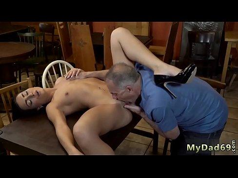 lick me daddy vid