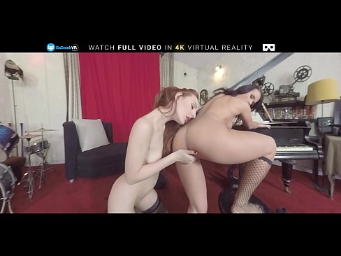 vr porn threesome with denise and ariadna badoink vr