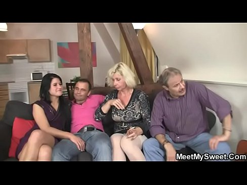 Family having sex with each other
