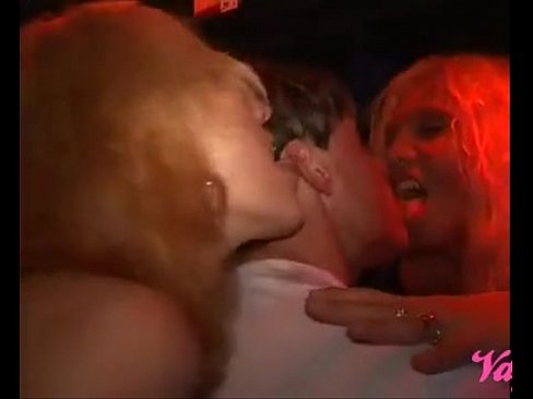 It's getting hot in here! Dutch porn party in Amsterdam!