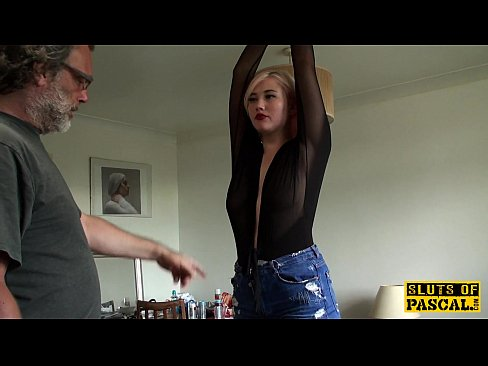 Porn choked women getting