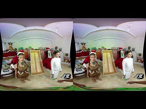 Gudang video bokep WankzVR Santa's Wankzshop
