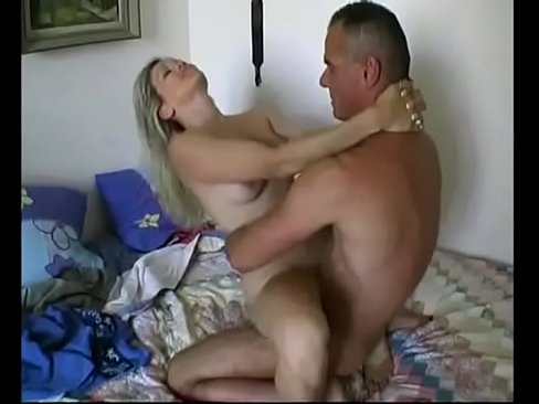 Real homemade amateur mature mom get passed around