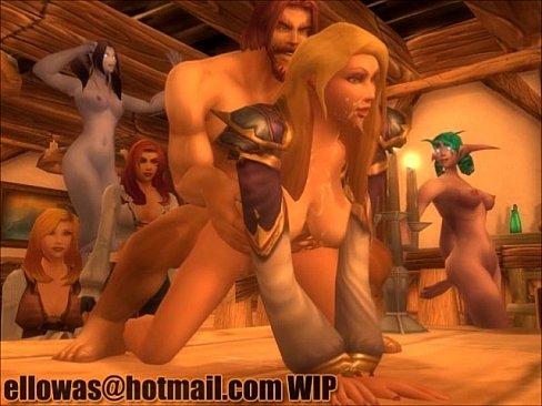 Jaina proudmoore porn