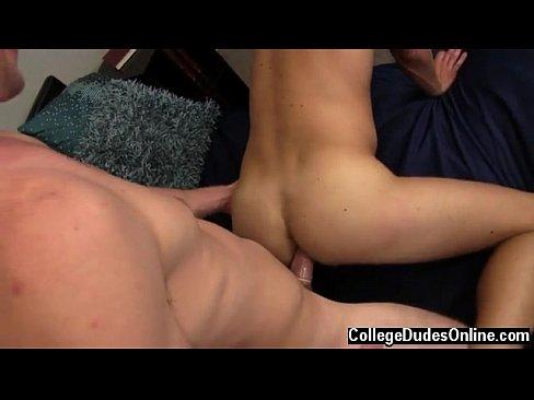 Hot gay Bryan Cavallo Fucks Grant Folt