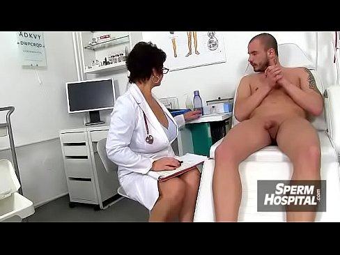 Big Natural Tits Doctor