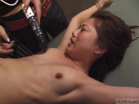 Japanese girl naked humiliated