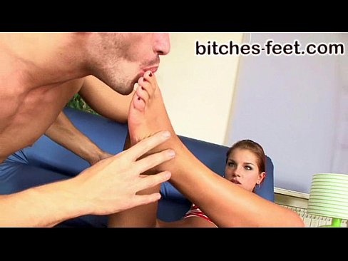Foot fetish galarie