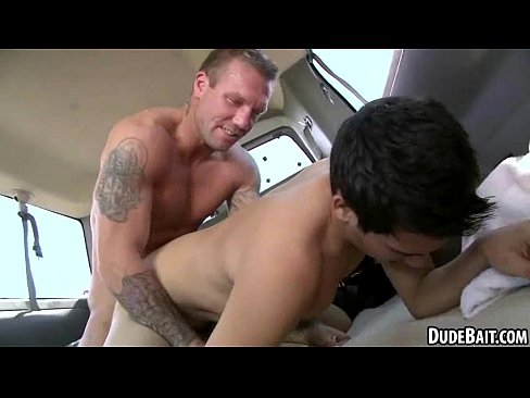 Gay big dick muscle men can not