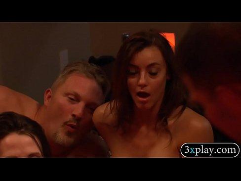 Group sex swap