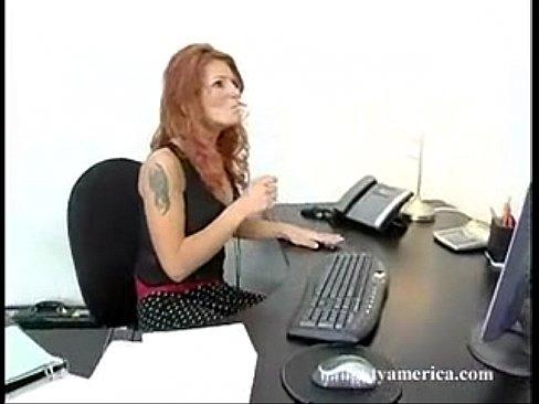 Samantha Lucci office sex