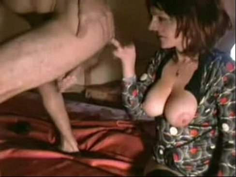 Playing with pussy granny