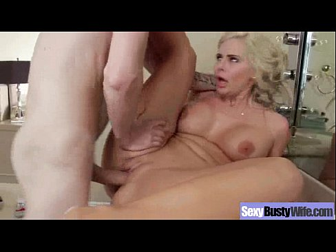 Busty milf loves wild sex