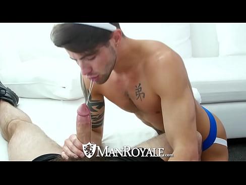 Tranny big cock cumming porn video