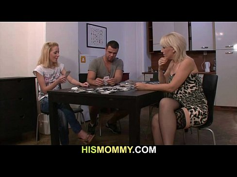 College couple strip poker sex video