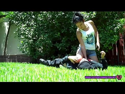Backyard Brawl TrailerXXX Sex Videos 3gp