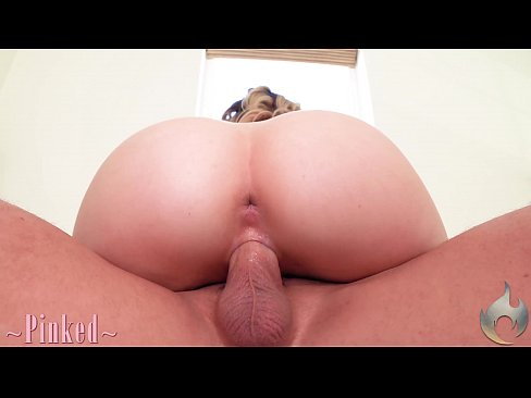 Pinked! Katie Kush seduces Laz Fyre & works his cock for creampie