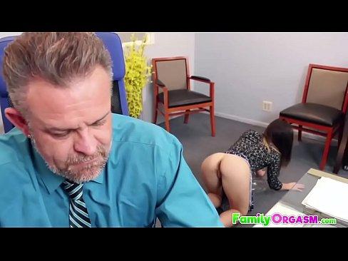 Step Dad Fucks Tiny Daughter