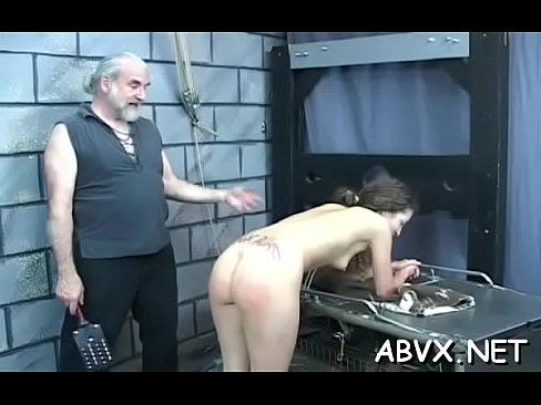 Amateur playgirl with fine assets amazing xxx bondage's Thumb