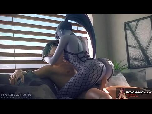 سکس کارتونی داغ
