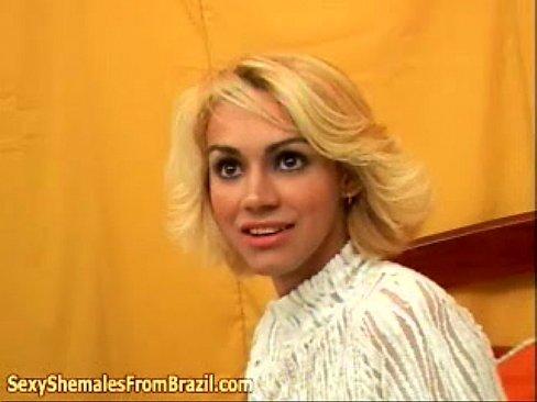 Šukacý blondýna 01.