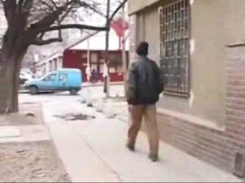 Amateur Public Street Blowjob