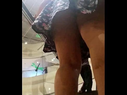 Congratulate, mall upskirt stockings vid