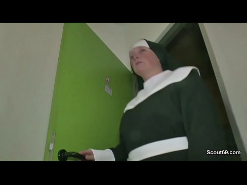 cover video German Milf Nun  Fuck With Stranger Old Man nger Old Man