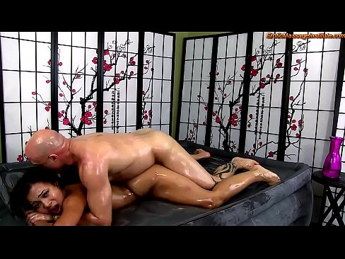Adrian Maya Gives Erotic Oil Body-on-Body Massage and MORE!'s Thumb