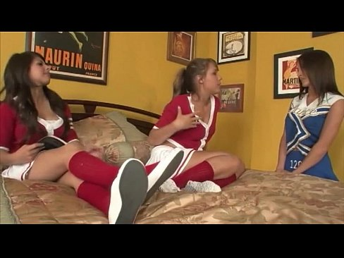 lesbian videos real amateur cheerleaders