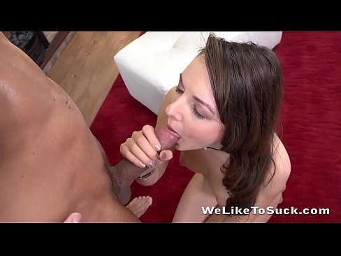 Weliketosuck – Stunning Rebeca Kubi gets her pussy filled with dick