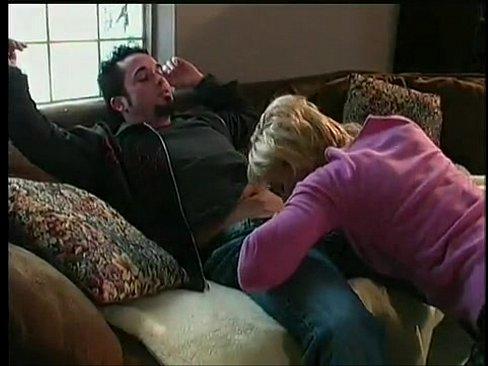 Horny milf anal