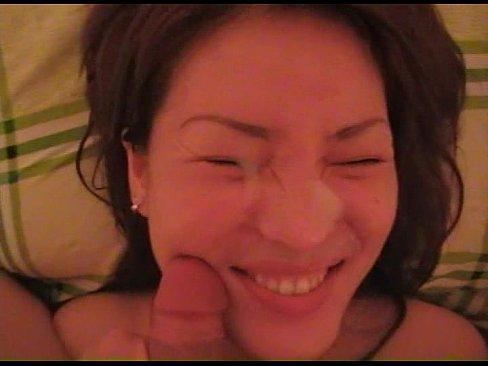 Jizz facial pic