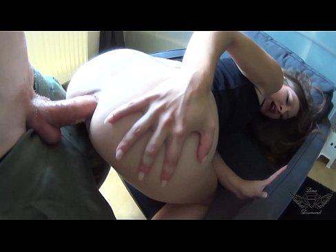 Lina Diamond – German Teens First Time ANAL With A Big Cock