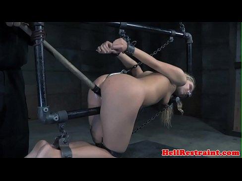 stick Bondage on a