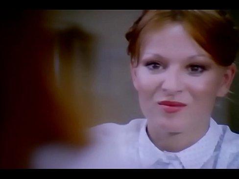 Vintage sex videá umenie výstrek karmínové