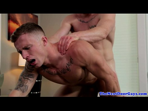 Ginger stud drilling tight ass