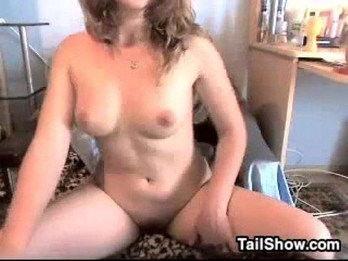 Older women in thongs bent