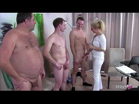 Deutsch mutti porn